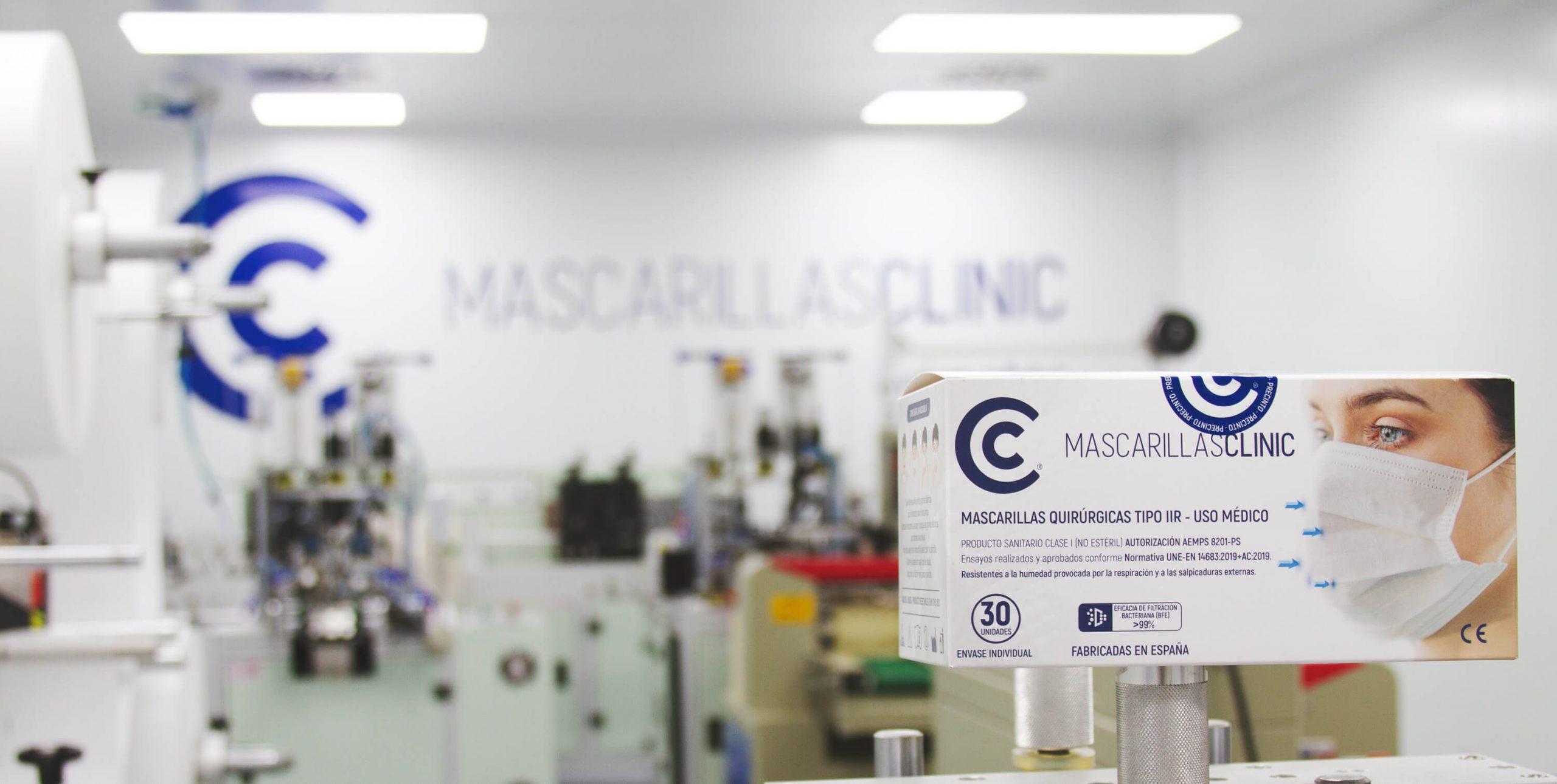 Mascarillas Clinic Sala