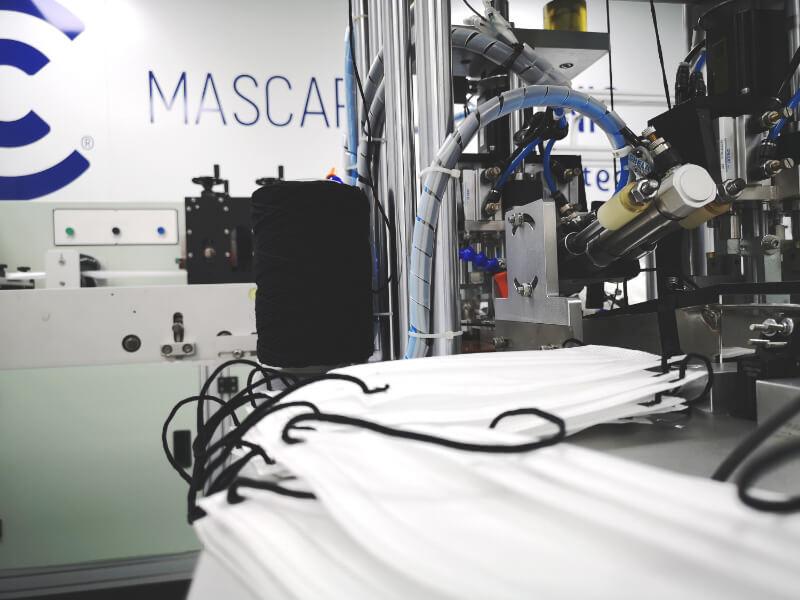 Sala Laboratorio Mascarillas Clinic